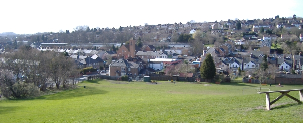 Nashleigh Hill Recreation Ground