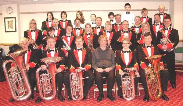 Chinnor Silver Band
