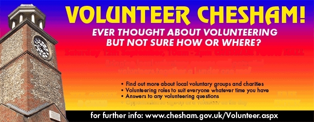 Volunteer Chesham Post