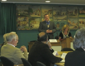 Annual Council Meeting 2012