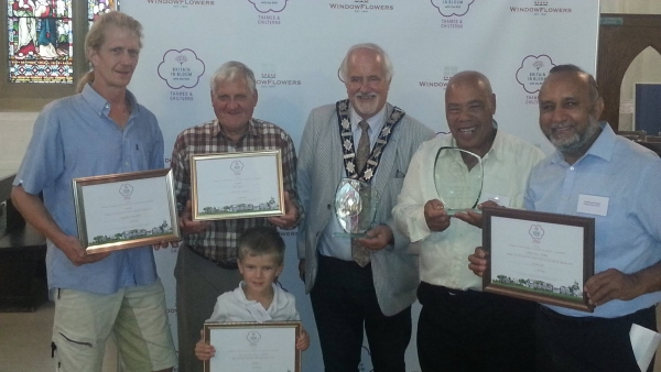 Chesham in Bloom Award Winners